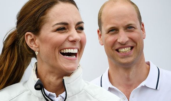 The Duke and Duchess of Cambridge Image Getty