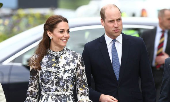 The Duke and Duchess of Cambridge wished Meghan a Happy Birthday Image PA