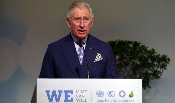 The Prince of Wales has spoken out against climate change many times Image GETTY