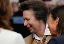 The Princess Royal on a royal visit to Redcar recently Image Getty