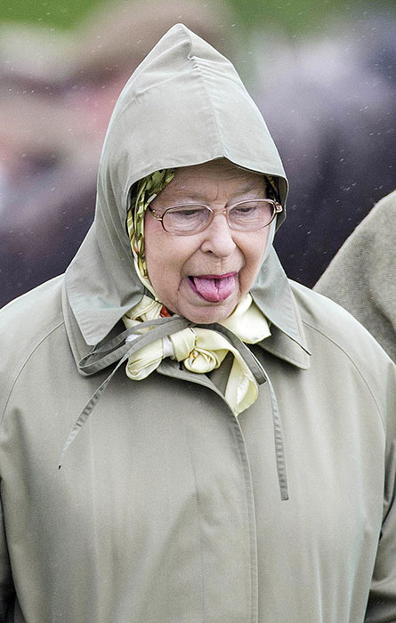 The Queen Photo CD GETTY IMAGES