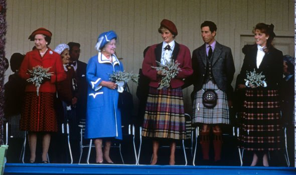 The Queen will attend the Braemar Royal Highland Gathering towards the end of her Balmoral trip Image PA