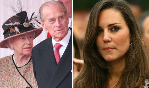 The royals had some heartbreaking reservations about Kates relationship with Prince William Image GETTY