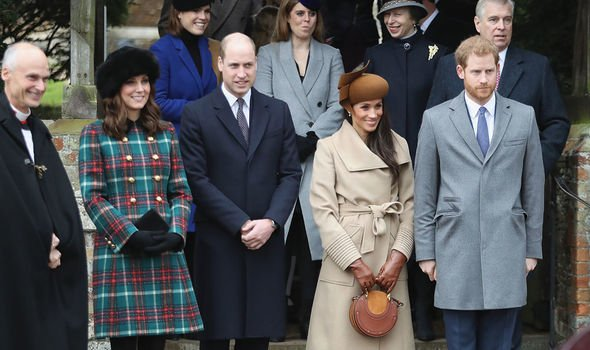 The two couples can easily avoid each other should they want to whilst at Balmoral Image Getty Images