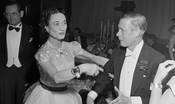 Wallis Simpson had divorced two husbands before marrying Edward VIII Image GETTY