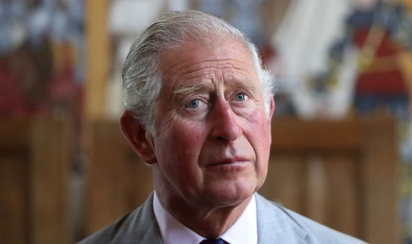 Well known environmental campaigner King Charles is the patron of British Parachuting Association Image GETTY