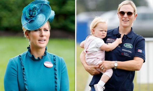 Zara Tindall bombshell Zaras royal protocol reveal I wouldnt have a leg to stand on Image GETTY