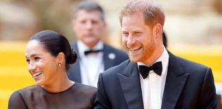 cropped Harry reportedly joins wife Meghan Markle for regular pedicures worth £ a time Image GETTY