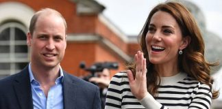 cropped Kate and Williams Kings Cup will take place on Thursday instead of Friday Image GETTY