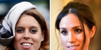 cropped Meghan Markle news Are Meghan and Beatrice friends Image Getty
