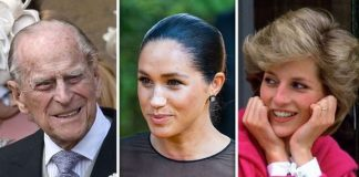 cropped Meghan Markle news Meghan was advised to follow Prince Philips advice to Princess Diana Image Getty