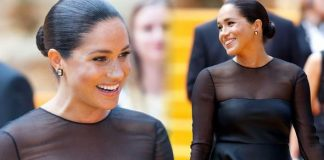 cropped Meghan Markle pregnant The Duchess of Sussex could announce a second pregnancy soon Image GETTY