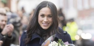cropped Meghan Markle revealed What does Duchess' 'emoji filled texts' say about her Image GETTY
