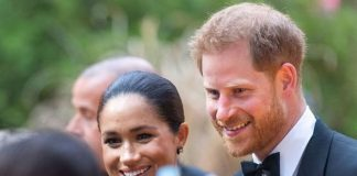 cropped Meghan and Harry have unfollowed everyone on Instagram including Prince William and Kate Image GETTY