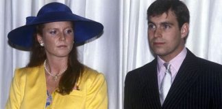 cropped Prince Andrew shock How Sarah Ferguson only spent nights a year with Andrew Image GETTY