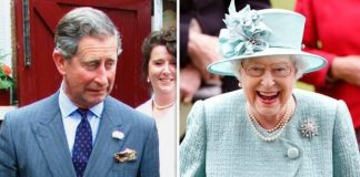 cropped Prince Charles and Queen Elizabeth II Image Getty
