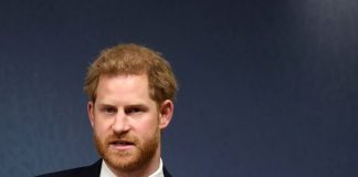 cropped Prince Harry accepted in his late s he is not normal but a member of the Royal Family Image GETTY