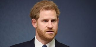 cropped Prince Harry and Jules Roberts hit it off immediately it was claimed Image GETTY