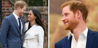 cropped Prince Harry shock Duke enjoys surprising beauty treatment with wife Meghan Markle Image GETTY