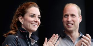 cropped Prince William and Kate Middleton will be racing against these celebrities at next weeks regatta Photo C Getty Images