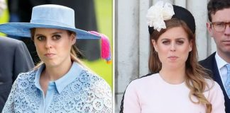 cropped Princess Beatrice Image Getty