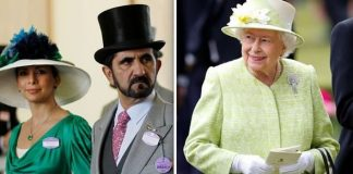 cropped Princess Haya news How Sheikh Mohammed was honoured by The Queen Kate and Prince William Image GETTY