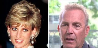 cropped Royal news Princess Dianas death was incredibly tragic said Kevin Costner Image Getty Lorraine