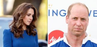 cropped The Duke and Duchess of Cambridge Image Getty