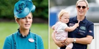 cropped Zara Tindall bombshell Zaras royal protocol reveal I wouldnt have a leg to stand on Image GETTY