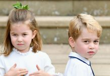 Archie Harrison Prince George Princess Charlotte Prince Louis and more – ALL the little royals on their best behaviour Photo C GETTY IMAGES
