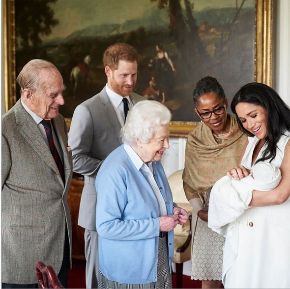 Archie Harrison upbringing The Sussex family will visit South Africa during the autumn Image INSTAGRAM SUSSEX ROYAL