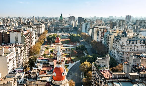 Buenos Aires Argentina Image GETTY