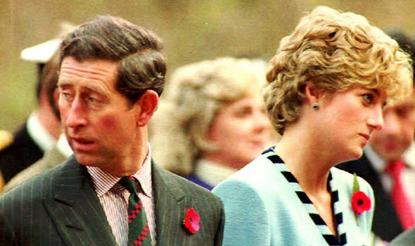 By it seemed obvious to the world that the Prince and Princess were unhappy Image Getty