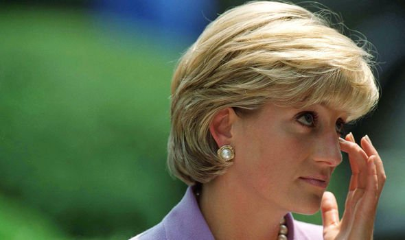 Diana Princes of Wales felt abandoned by her mother Image GETTY