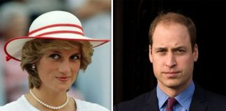 Diana and her son William Image GETTY