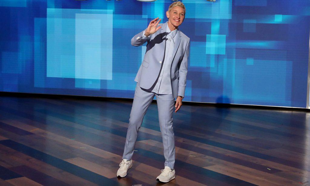 Ellen DeGeneres talks holding baby Archie and feeding him during Windsor visit Photo C GETTY IMAGES