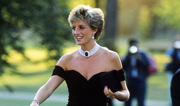 Ingrid Seward claimed Harry should follow the example of Princess Diana Image Getty Images