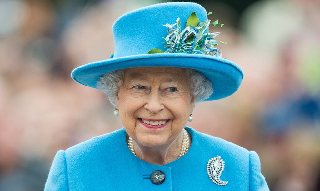 Joanna praised the monarch for her sustainable way of living Photo C GETTY IMAGES