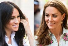 Kate Middleton and Meghan Markle Image GETTY
