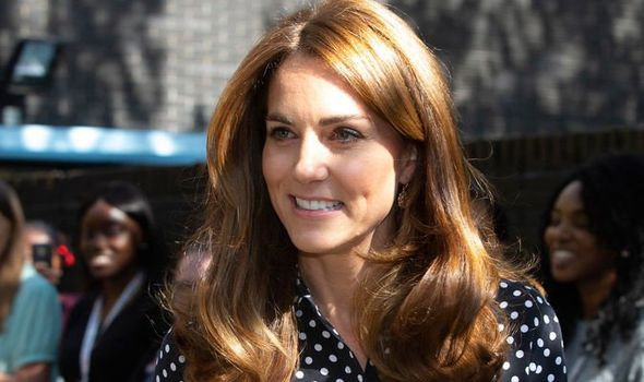 Kate Middleton snub There is reportedly a more interesting mum at Thomass Battersea Image GETTY