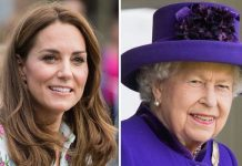 Kate Middleton won the Queen over with the values her family instilled Hill suggested Image GETTY