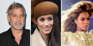 Meghan Duchess of Sussex broke royal protocol with her celebrity friendships according to a source Image GETTY