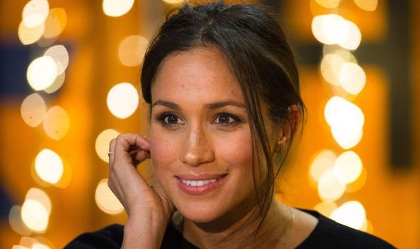 Meghan Markle Duchess of Sussex told to be 'positive' so 'love dream comes true' Image GETTY