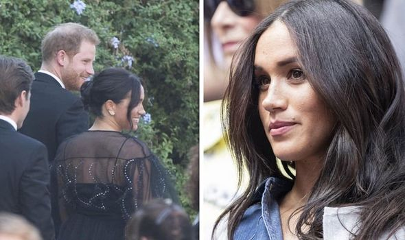 Meghan Markle Valentino dress The extraordinary royal link behind Meghan's Valentino gown Image Zuma Press PA Image GETTY