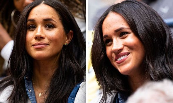 Meghan Markle news Meghan is good news for the Royal Family Image GETTY
