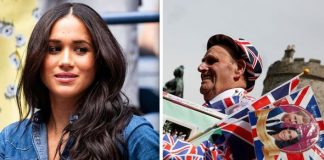 Meghan Markle struggle How Meghan needs to learn what it 'feels like to be British' Image GETTY