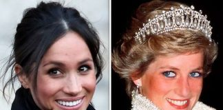 Meghan Markle was devastated by Princess Dianas death according to a royal author Image GETTY