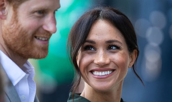 Meghan and Harry have both been branded as hypocrites recently Image GETTY