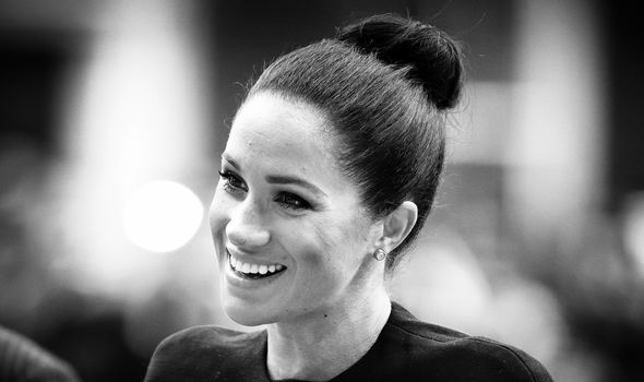 Meghan dated basketball star Steve Lepore in her first year Image GETTY