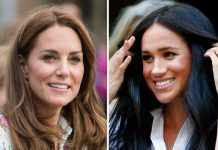 Meghan may be looking to Kate to rebuild her reputation Image GETTY